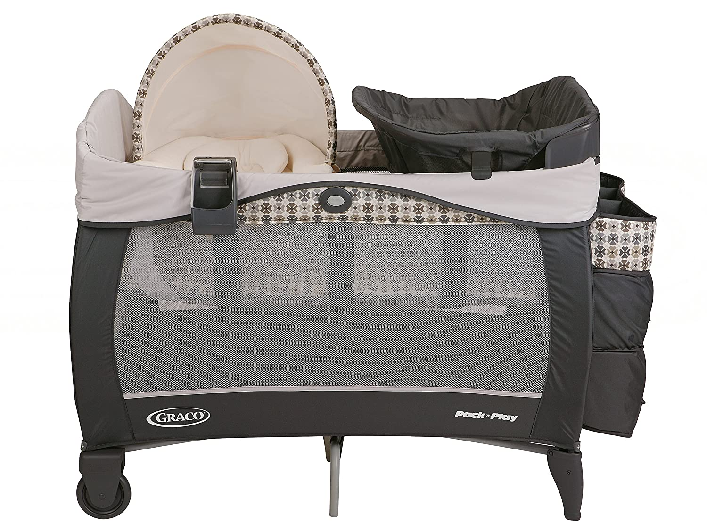 amazoncom  graco pack 'n play with newborn napper elite vance  - amazoncom  graco pack 'n play with newborn napper elite vance  playards baby
