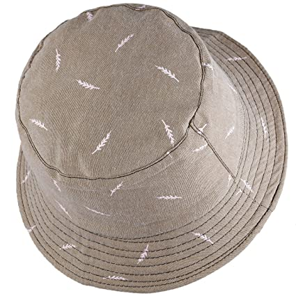 ca63c031fe3a3 Amazon.com   Sportmusies Bucket Hat Outdoor Packable Fishing Hunting Hats  Sun Protection Fisherman Cap   Sports   Outdoors