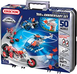 Top 10 Best Erector Sets for Kids (2020 Reviews & Guide) 9