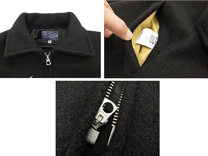 Amazon.com: Buzz Rickson BR13864 - Chaqueta de lana para ...