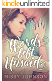 Words Left Unsaid (Love Hurts Book 3)