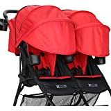 ZOE Stroller Canopy (XL2, DELUXE - RED)