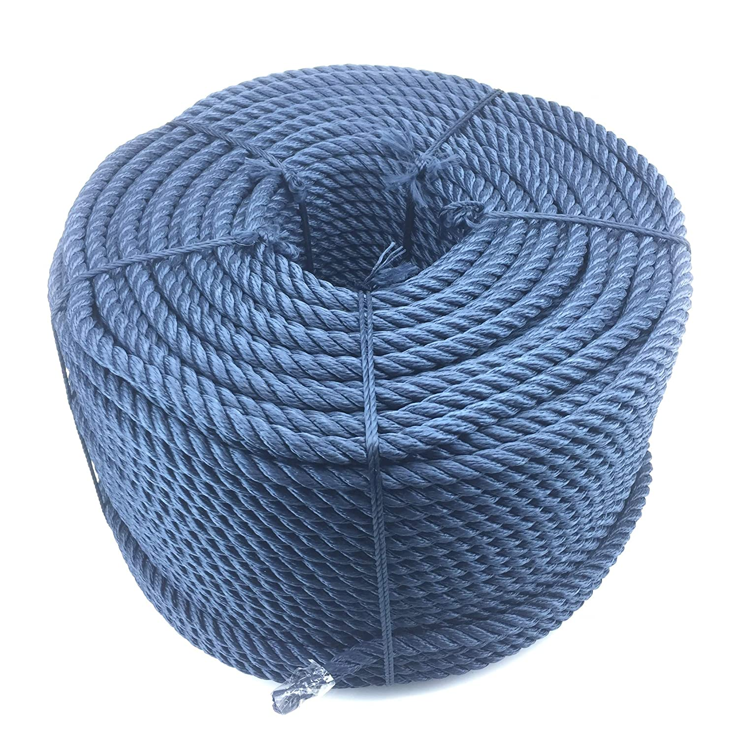 Softline Rope Floating Rope 24mm Navy Blue 3 Strand Multifilament x 45 Metres