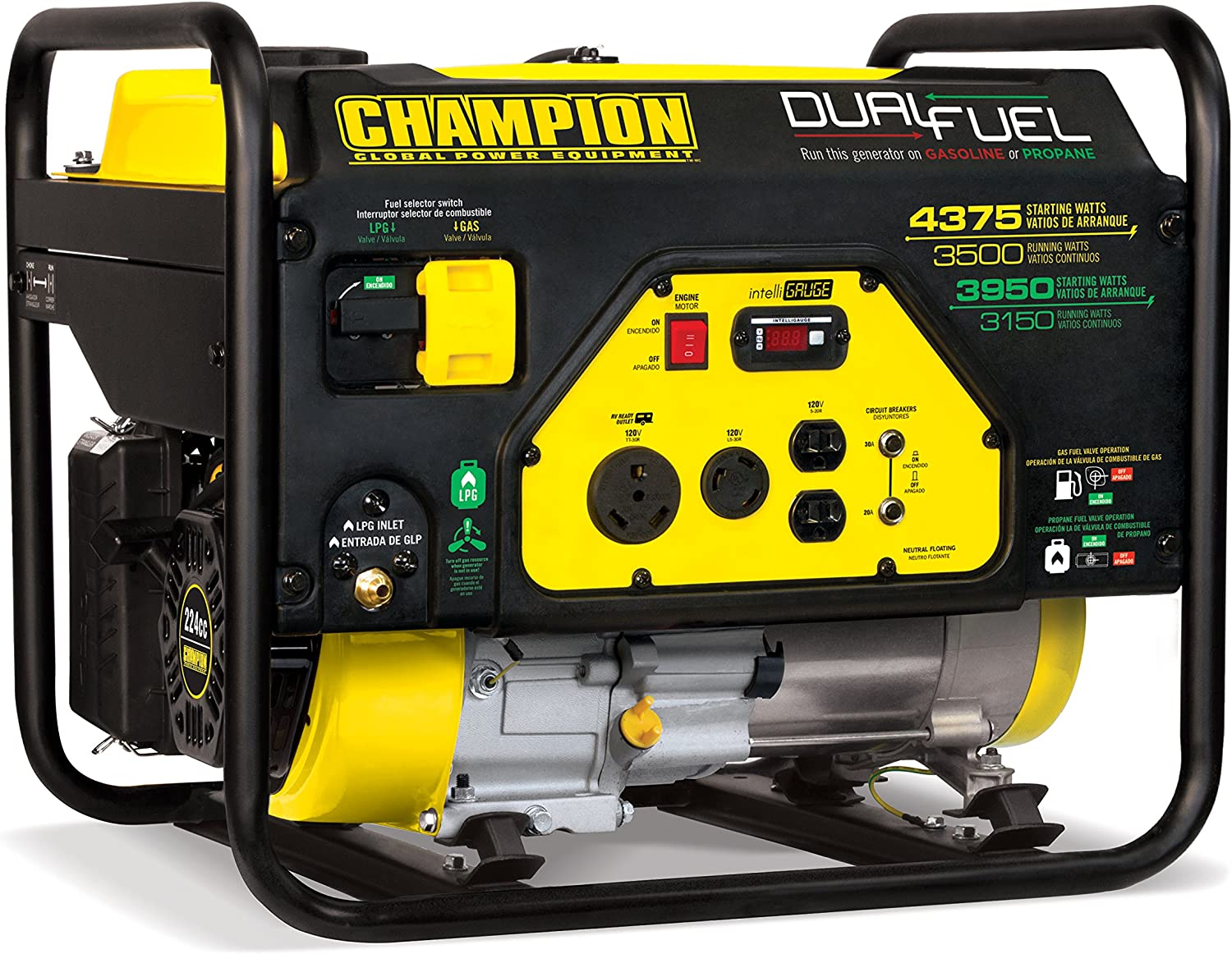 Best Home Generators For Power Outages (2021): Top 10 List 8