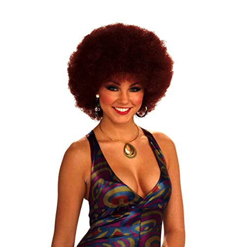 Forum Novelties Unisex 70s Disco Doll Afro Wig