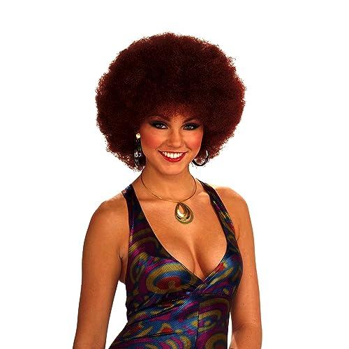 Forum Novelties Unisex 70s Disco Doll Afro Wig