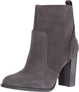 Nine West Women's Wildbelle Ankle Bootie, Cognac, 8 M US