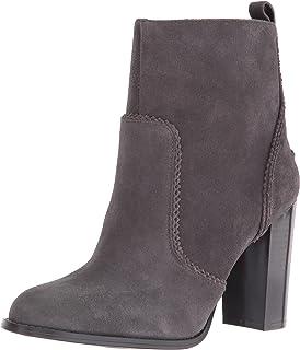 Nine West Women's Wildbelle Ankle Bootie, Cognac, 8 M US