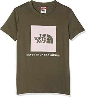 24772dc73 THE NORTH FACE Boys' Easy T-Shirt: Amazon.co.uk: Sports & Outdoors