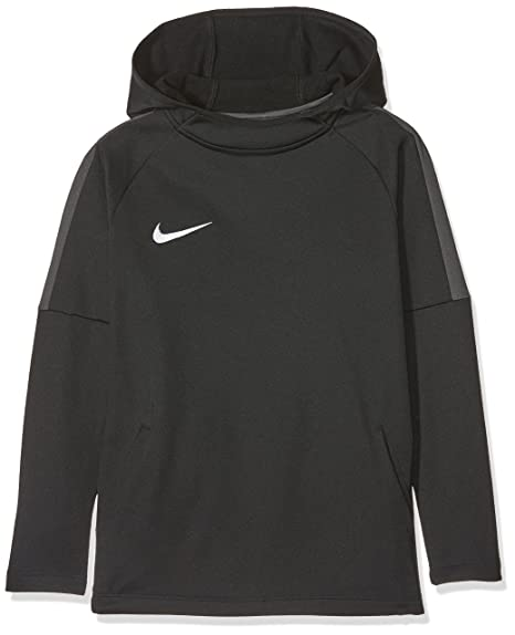 499f410f8f43 Black Youth Nike Youth Dry Academy18 Football Winter Jacket