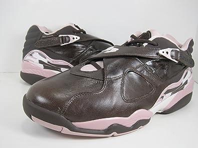 e0ffde4233fe Nike AIR JORDAN 8 RETRO LOW 317251-261 Women s Sneaker Shoe