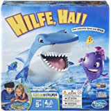 Hasbro Spiele 33893398 Hilfe, Hai! Kinderspiel