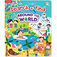 My First Search & Find Around the World-A Perfect, Fun-Filled Way to Introduce Geography to Children!