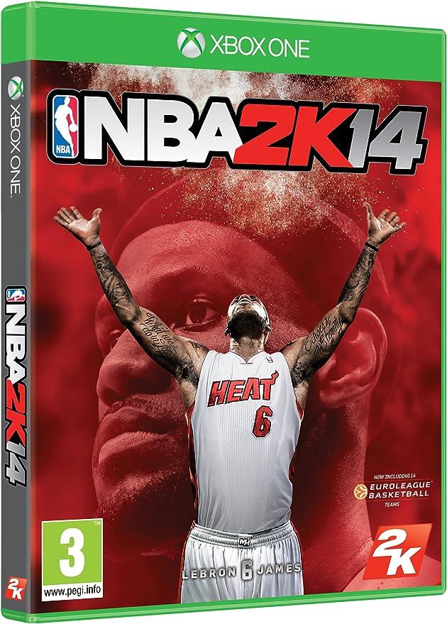 NBA 2K14 [Importación Inglesa]: Amazon.es: Videojuegos