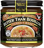 Better Than Bouillon Base, Turkey, 8 Ounce