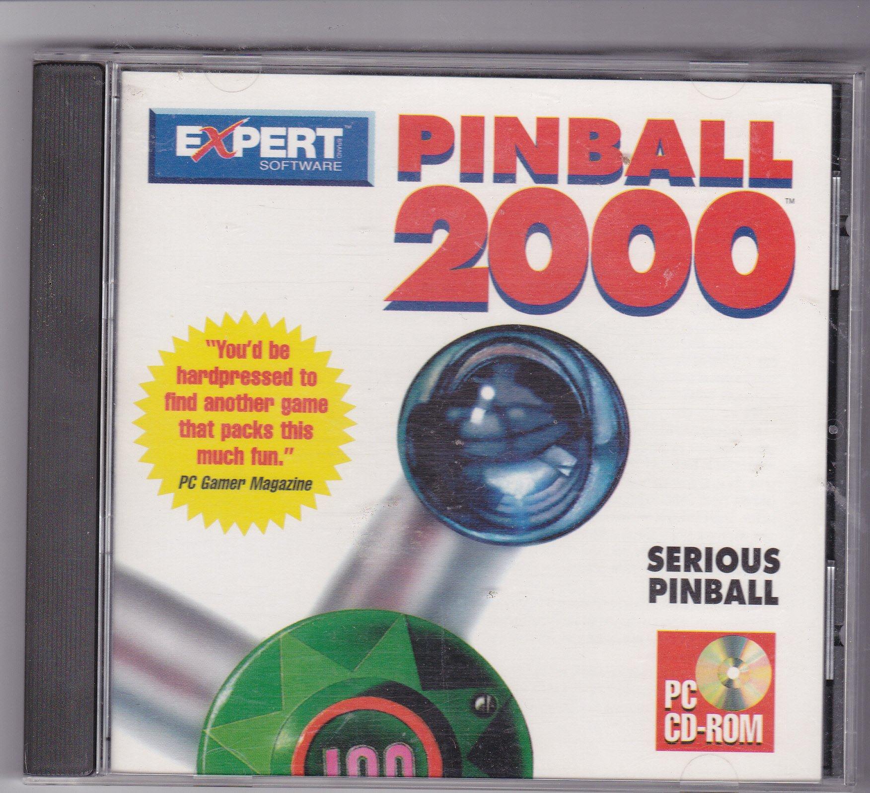 Amazon com: Pinball 2000: Video Games