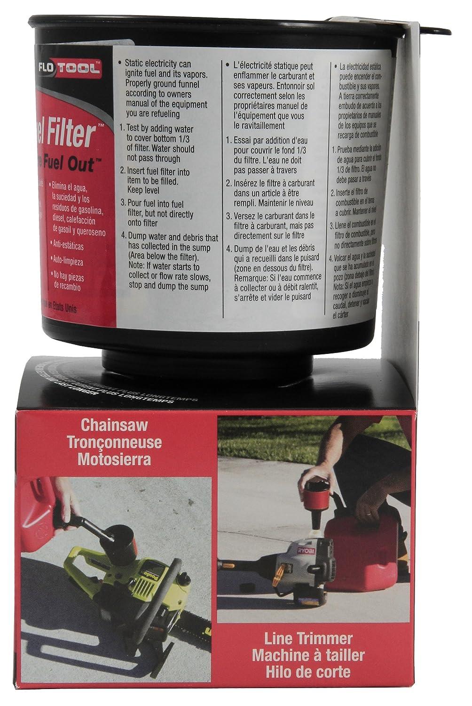Mr. Funnel AF1C - Filtro de combustible y separador de agua ...