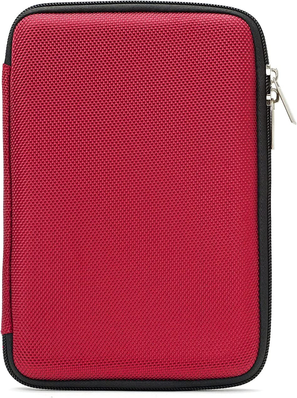 Vangoddy Travel Hard Nylon Lightweight Case for Dell Venue 7 7 inch Tablet