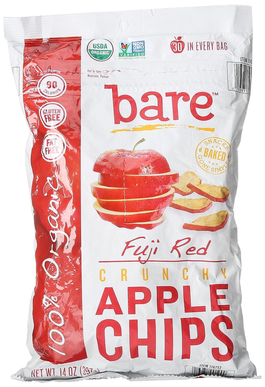 Bare Fruit Organic Fuji Apple Chips, 14 Ounce