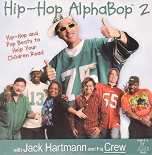 649eb6a83adf Jack Hartmann - Hip-Hop Alphabop 1 - Amazon.com Music
