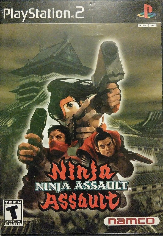 Amazon.com: Ninja Assault [Standard Label]: Unknown: Video Games