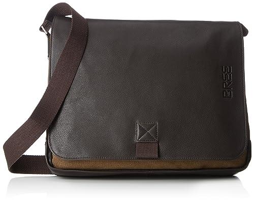 good texture amazon huge sale BREE Unisex Punch Casual 49 Laptop Tasche, 28x8x38 cm