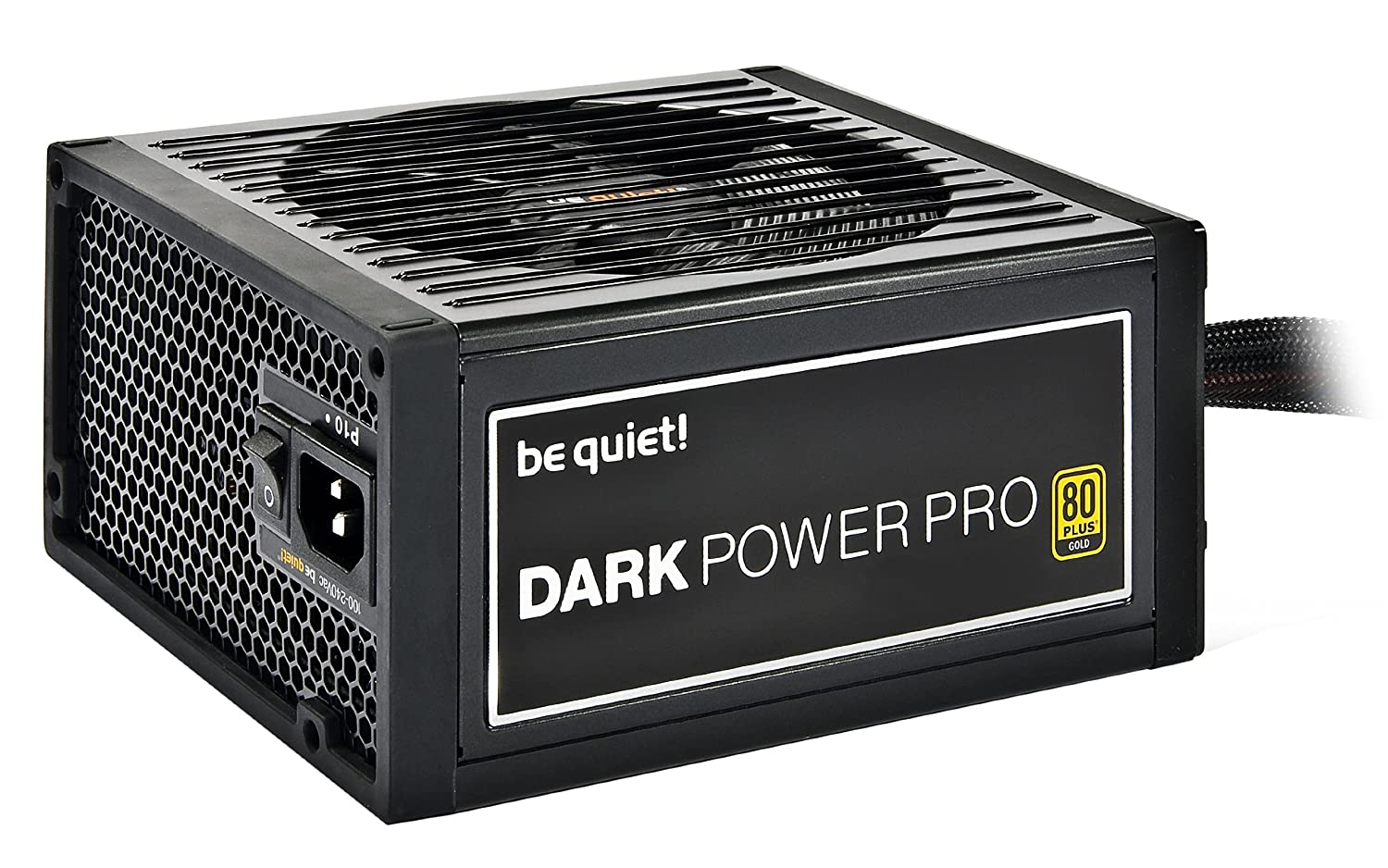 be quiet! BN204 Dark Power Pro 10 80Plus Gold: Amazon.de: Computer ...