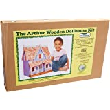 Greenleaf Dollhouse Kit, Arthur