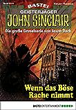 John Sinclair - Folge 2025: Wenn das Böse Rache nimmt