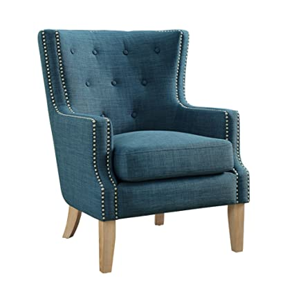 Amazing Dorel Living Otto Accent Chair, Blue