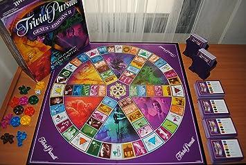TRIVIAL PURSUIT GENIUS II: Amazon.es: Juguetes y juegos