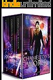 Chameleon's World: Chameleon Assassin Box Set 1