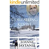 Corralling Kenzie: A Paranormal Romantic Suspense Novel (The Winters Sisters Book 4)