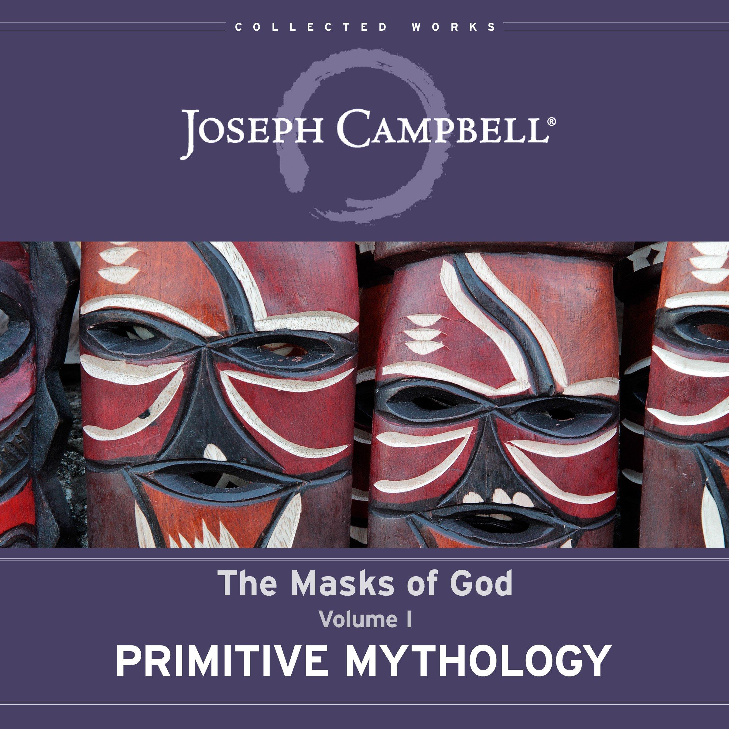Primitive Mythology: The Masks of God Series, Volume I by Brilliance Audio (Image #1)