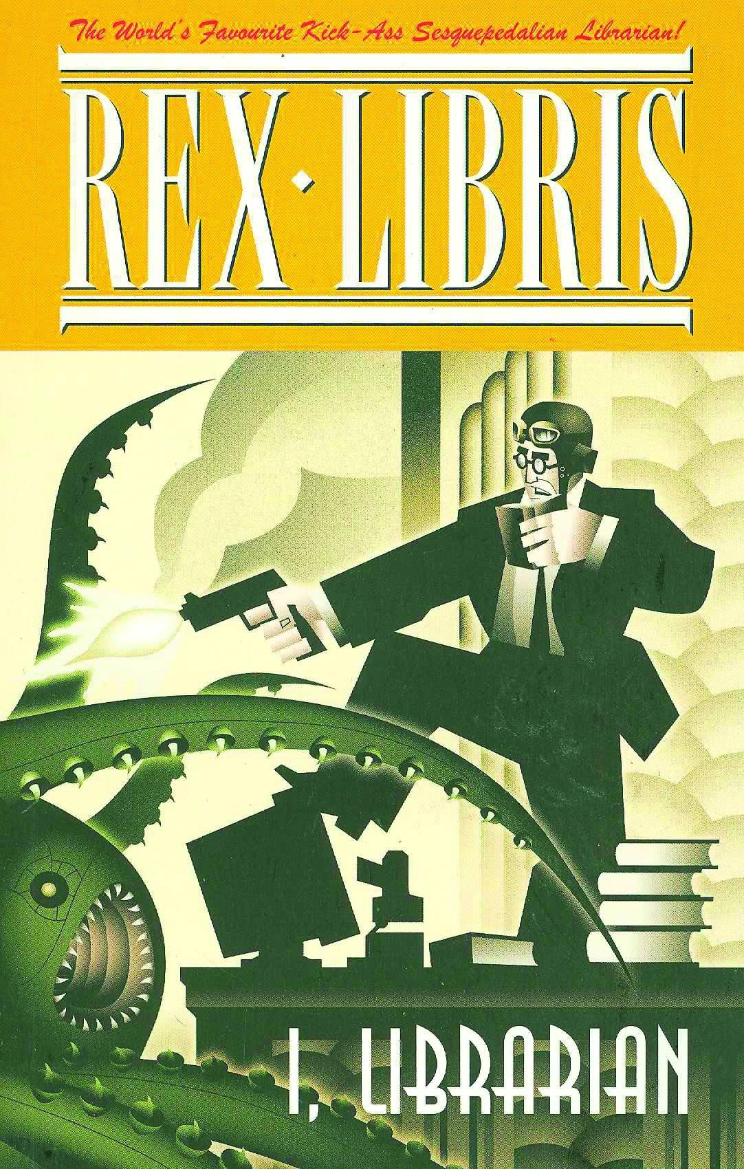 Download Rex Libris, Vol. 1: I, Librarian pdf