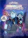 Onward: Colouring Adventures (Disney-Pixar)