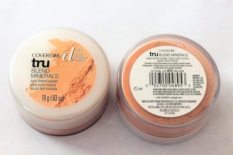 Cover Girl 04895 415med Medium True Blend Loose Powder