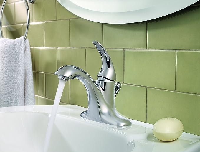 Pfister GT42SR0K Serrano Single Control 4 Inch Centerset Bathroom ...