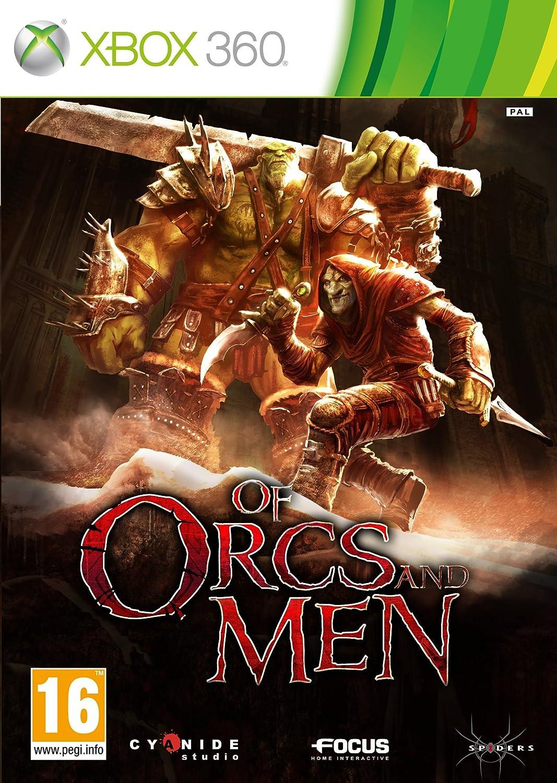 Amazon com: Of Orcs And Men (Xbox 360): Video Games