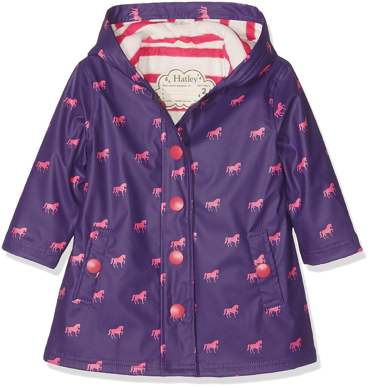 Hatley girls Button Up Splash Jacket Hatley Children' s Apparel RC8SJG-2