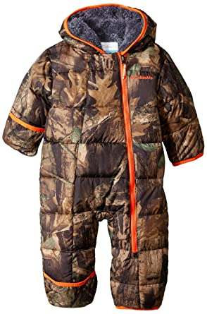 3543a8f6c Amazon.com  Columbia Baby Boys  Frosty Freeze Bunting  Clothing