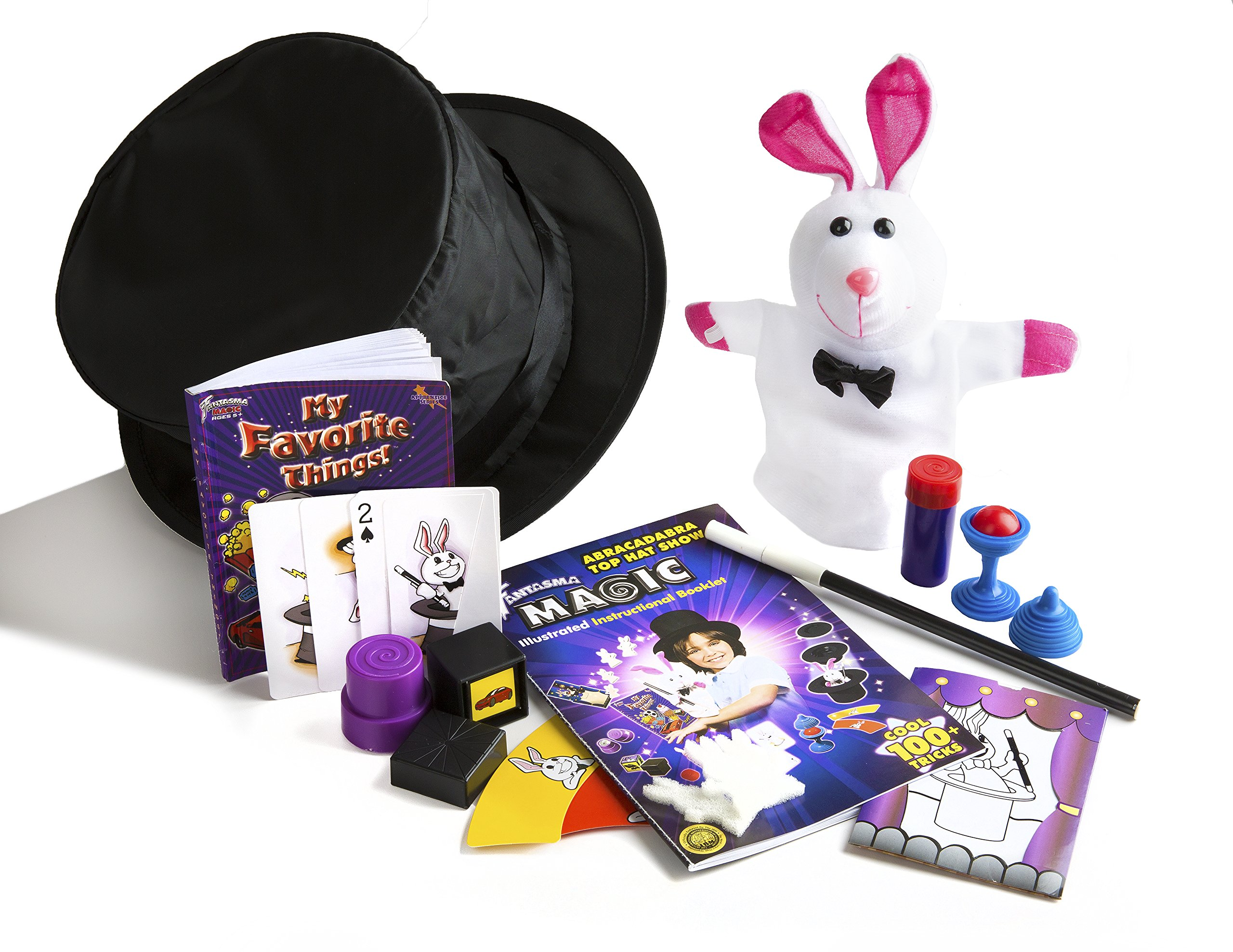 Fantasma Magic Top Hat Show by Fantasma