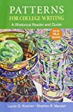 Patterns for College Writing, MLA Update 2016 13E & LaunchPad Solo for Patterns for College Writing (Six Month Access) 13E