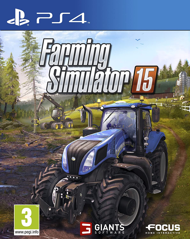 Farming Simulator 15 (PC): Amazon co uk: PC & Video Games