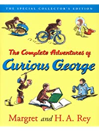 Amazon kindle children books ebooks read best sellers online the complete adventures of curious george fandeluxe Choice Image