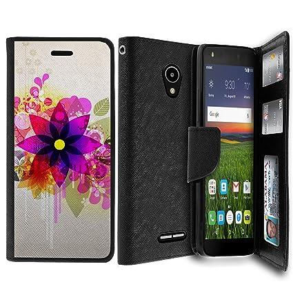 Amazon.com: untouchble|case para Alcatel Raven LTE Funda ...
