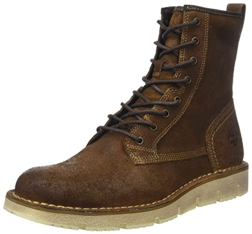Timberland Men's Westmore Classic Boots, Brown (Cocoa Brown Milk Suede), 7  UK