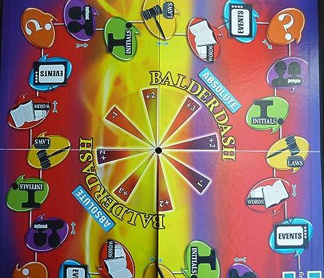 ARTICULATE ABSOLUTE BALDERDASH SNOTCHA /& MORE Drumond Park Product Games