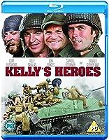 Kelly's Heroes [Blu-ray] [1970] [Region Free]