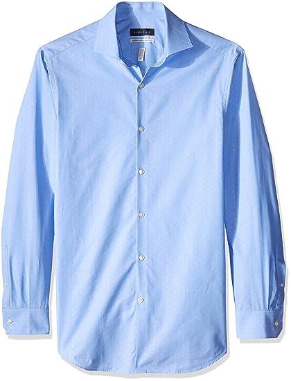 Perry Ellis 17pe037 420 Camisa De Vestir Para Hombre